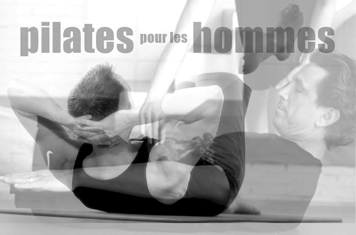 Pilates pour les hommes
